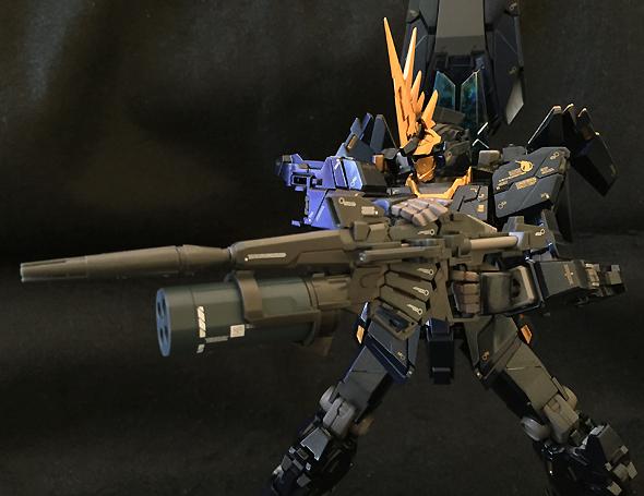ガンダムフィックスフィギュレーションメタルコンポジット 機動戦士ガンダムUC バンシィ・ノルン (覚醒仕様) 約200mm ABS&PVC&ダイキャスト製 塗装済み可動フィギュア