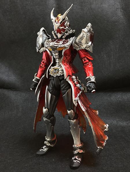 S.I.C 仮面ライダーウィザード フレイムドラゴン&オールドラゴン