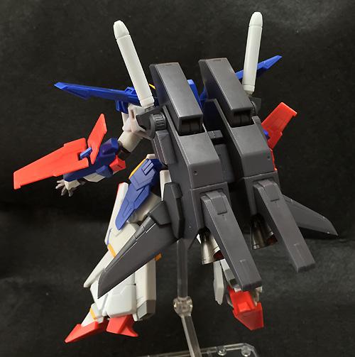 ROBOT魂 機動戦士ガンダムZZ [SIDE MS] 強化型ZZガンダム 約140mm ABS&PVC製 塗装済み可動フィギュア