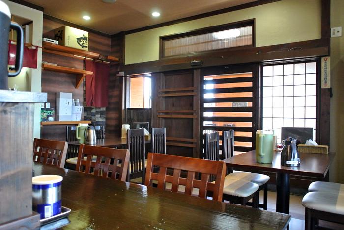 柳麺 まる重@壬生町壬生甲 店内1