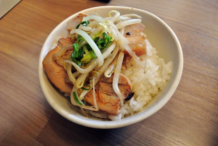 麺屋虎龍@宇都宮市ゆいの杜 Andy特製チャーシュー丼