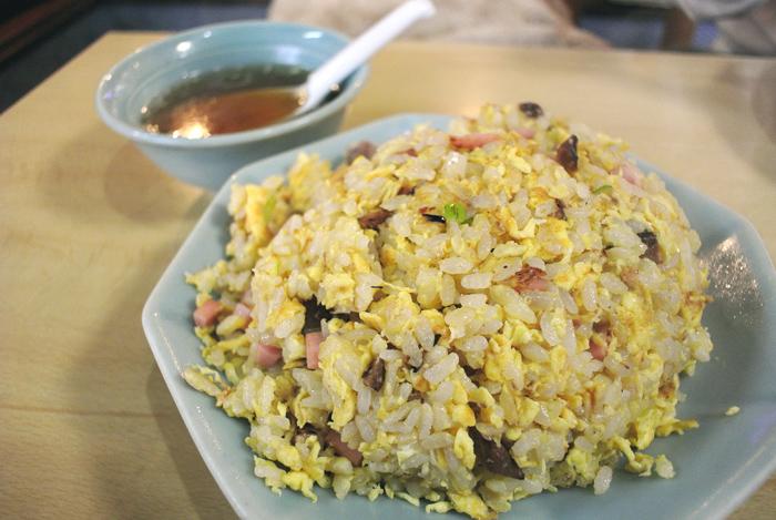 中華料理 とくみ@宇都宮市台新田 炒飯