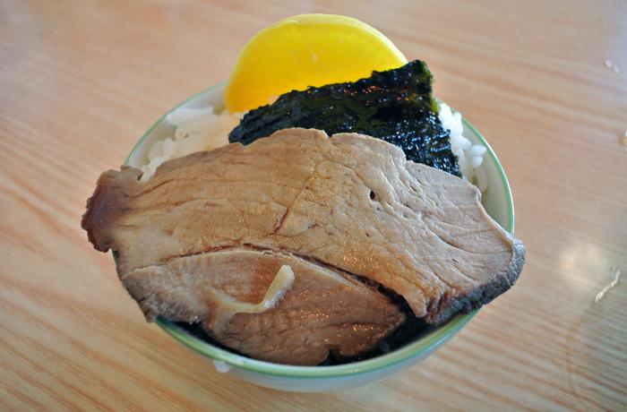 さかい食堂@上三川町上三川 Andy特製チャーシュー丼