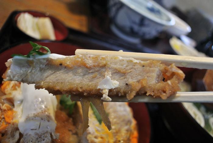 手打ちうどんそば 讃岐@宇都宮市中戸祭 カツ丼2
