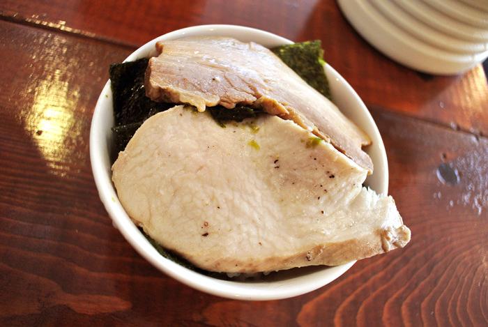 麺や 吉四(KICCHO) 2 @宇都宮市簗瀬 Andy特製チャーシュー丼
