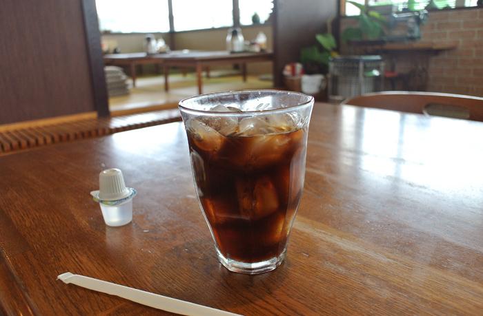 ぎんなん@宇都宮市西川田本町 アイスコーヒー