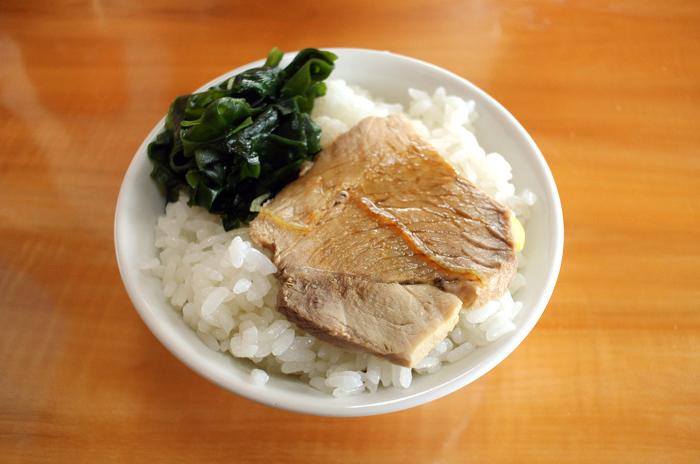 味の文化@鹿沼市上石川 Andy特製チャーシュー丼
