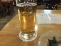 ビールはもちろんオリオン