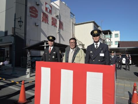 平成27年 石岡消防出初式③
