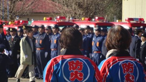 平成27年 石岡消防出初式⑩