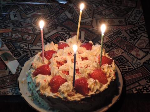 妻のお誕生日①