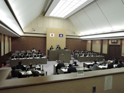 石岡市議会予算特別委員会