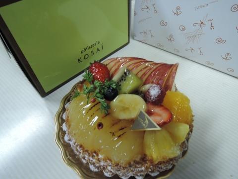 KOSAIのケーキ