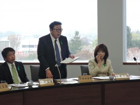 平成27年4月17日農林水産委員会