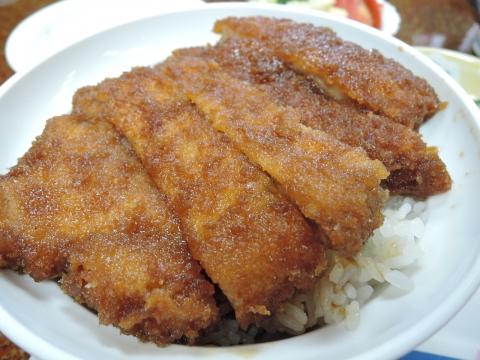 ソースカツ丼①