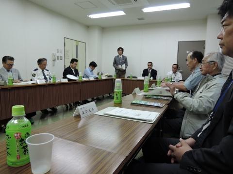 平成27年5月22日総会④ 恋瀬川サイクリングコース管理運営協議会