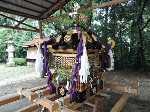 八坂神社 神輿渡御④