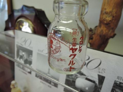 ヤクルト内藤社長 表敬訪問②