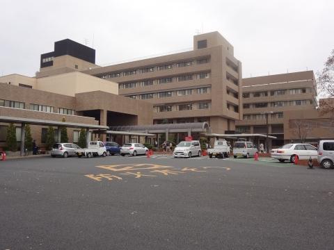 茨城県立中央病院①