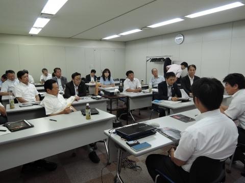 平成27年7月15~17日農林水産委員会 関西県外調査④