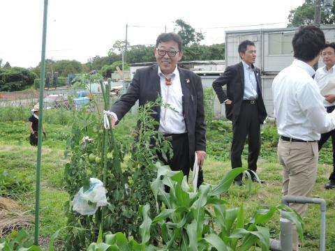 平成27年7月15~17日農林水産委員会 関西県外調査⑤
