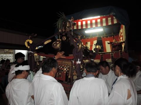 中津川 素鵞神社祇園祭⑤