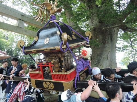 三村須賀神社 祇園祭④