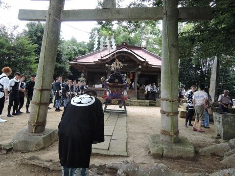 三村須賀神社 祇園祭⑥