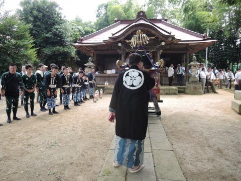 三村須賀神社 祇園祭⑦