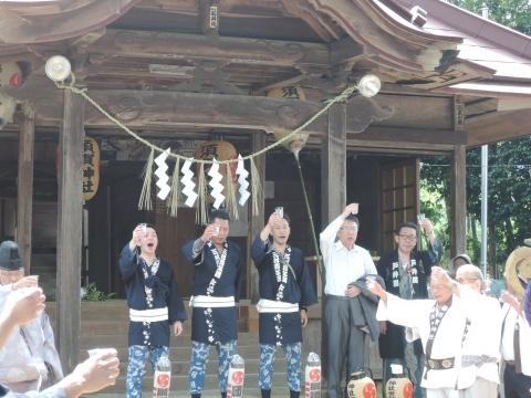 三村須賀神社 祇園祭⑨