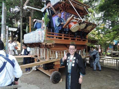 高浜神社青屋祭①
