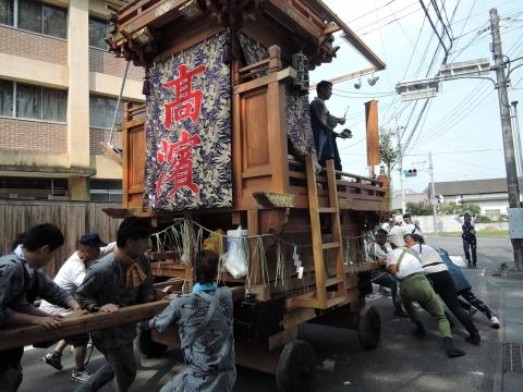 高浜神社青屋祭②