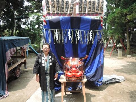 高浜神社青屋祭④
