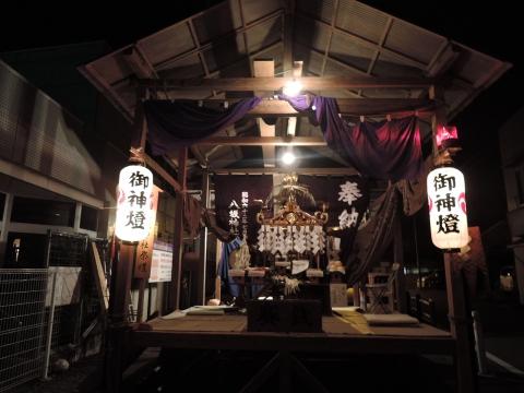 柿岡「八坂神社祇園祭」②