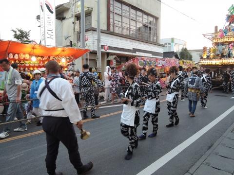 柿岡「八坂神社祇園祭」⑥