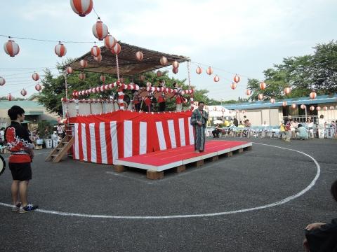 ハートピア夏祭り⑤