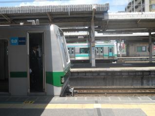 6000系&E231系