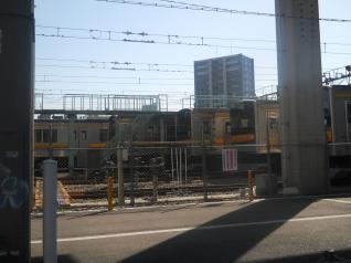 中原電車区