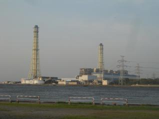 五井火力発電所