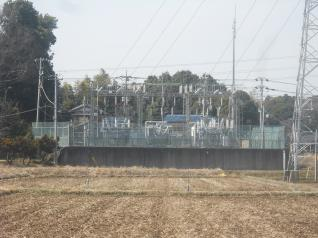印西変電所