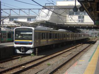 209系マリC608編成