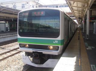 E231系マト134編成