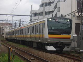 E233系ナハN13編成