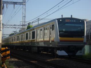 E233系ナハN14編成