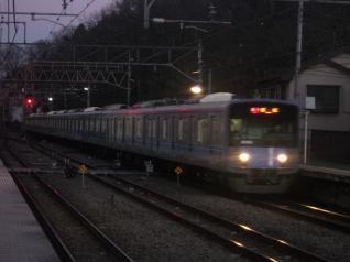 20000系20108編成