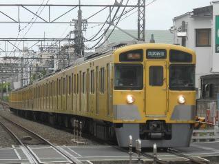 新2000系2519編成