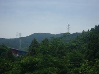 山の上の新多摩線