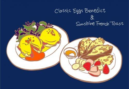 日記 Eggs