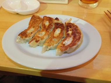 11プレーン焼き餃子0116