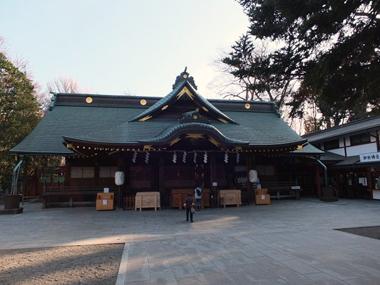 5大國魂神社拝殿0302